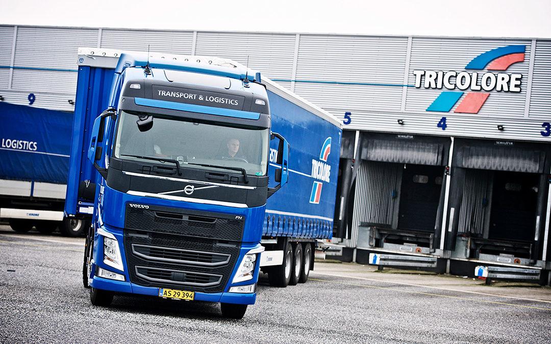 Hansen & Søn A/S – Tricolore – fra hestevogne til internationale transporter