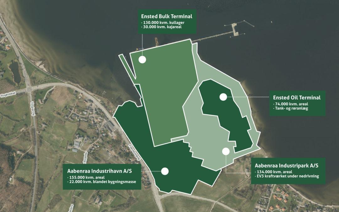 Nye muligheder for industrielt erhverv i Aabenraa kommune