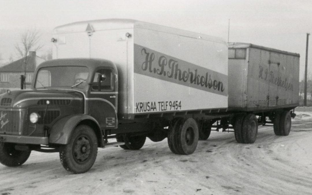 H.P. Therkelsen 100 års jubilæum