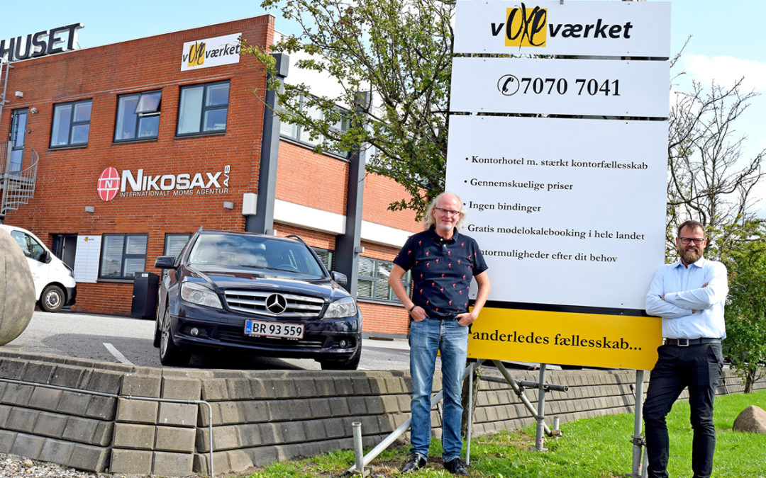 Voxeværket slår dørene op til kontorfællesskab i Padborg
