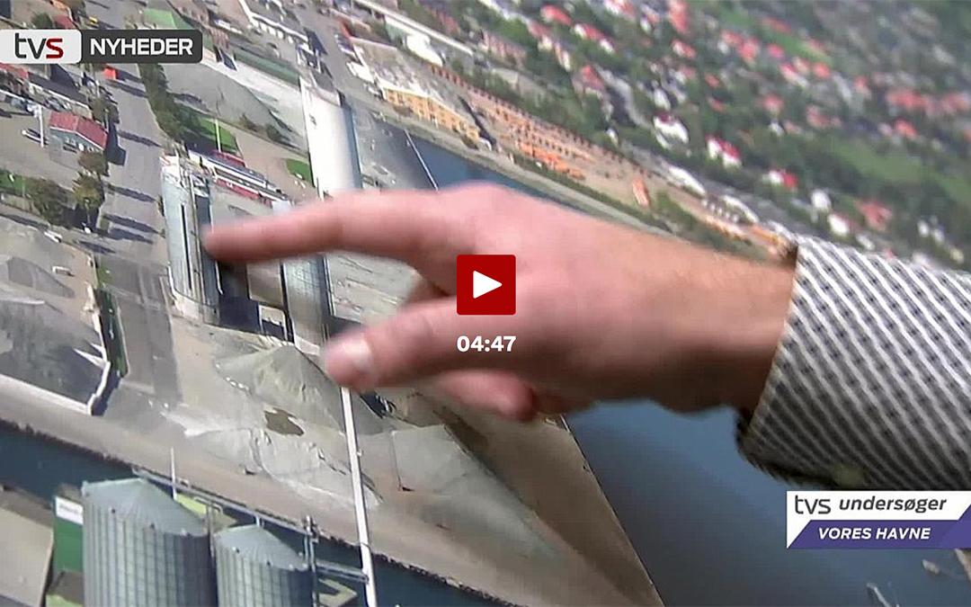 Aabenraa Havn er 100% erhvervshavn