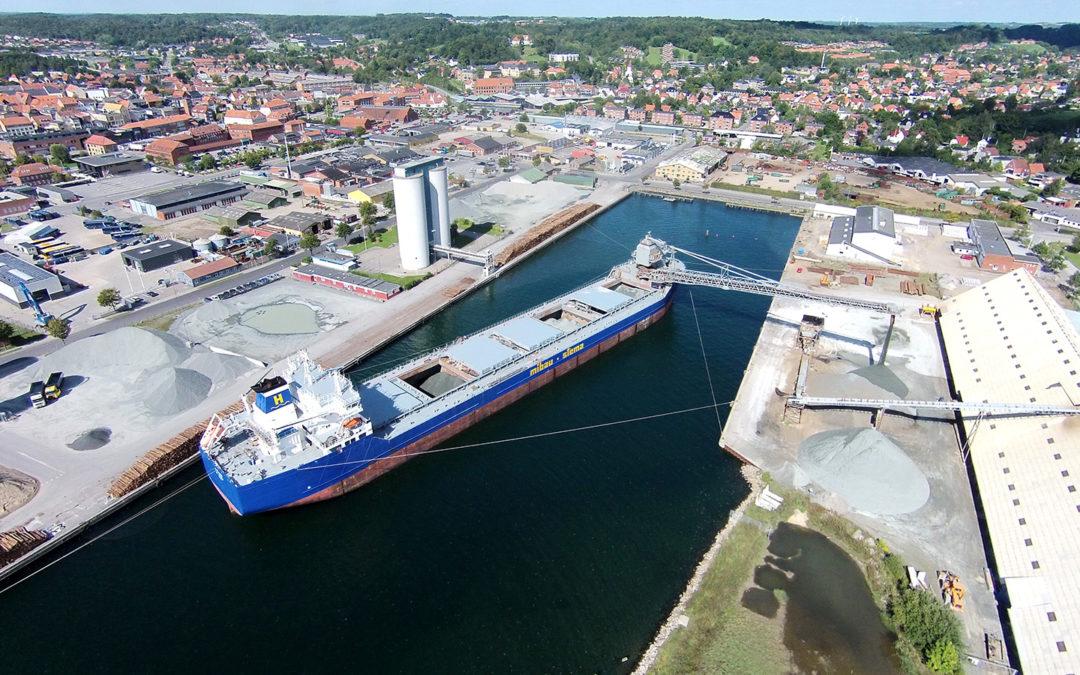 Stema Shipping – fra norsk fjeld til dansk hverdag