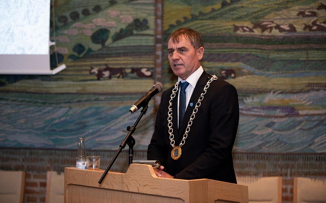 Ros til GateDenmark i borgmesterens tale til nytårsreception