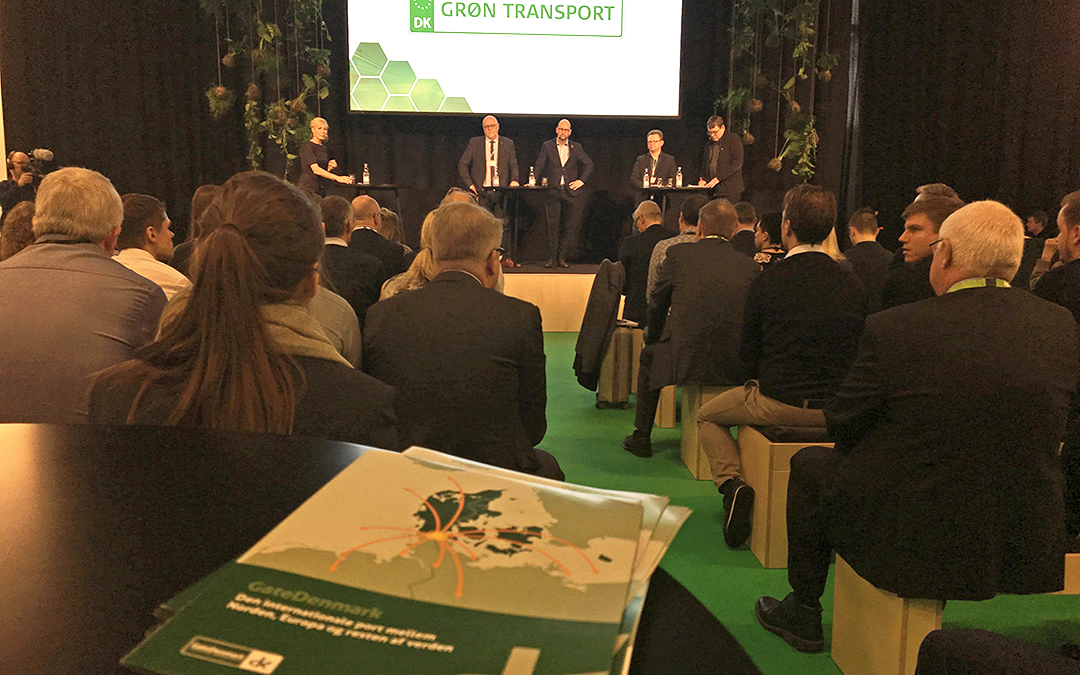 GateDenmark Present at Herning Transport Fair