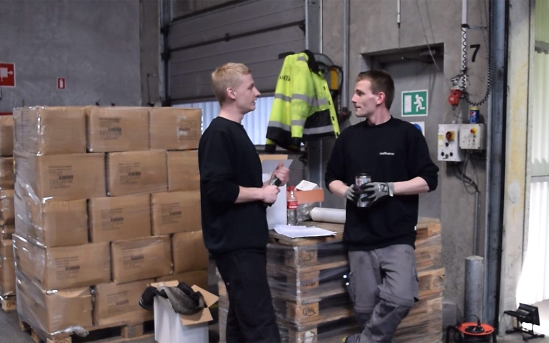 Job with FairTrans after Participating in 'Unge på Toppen'