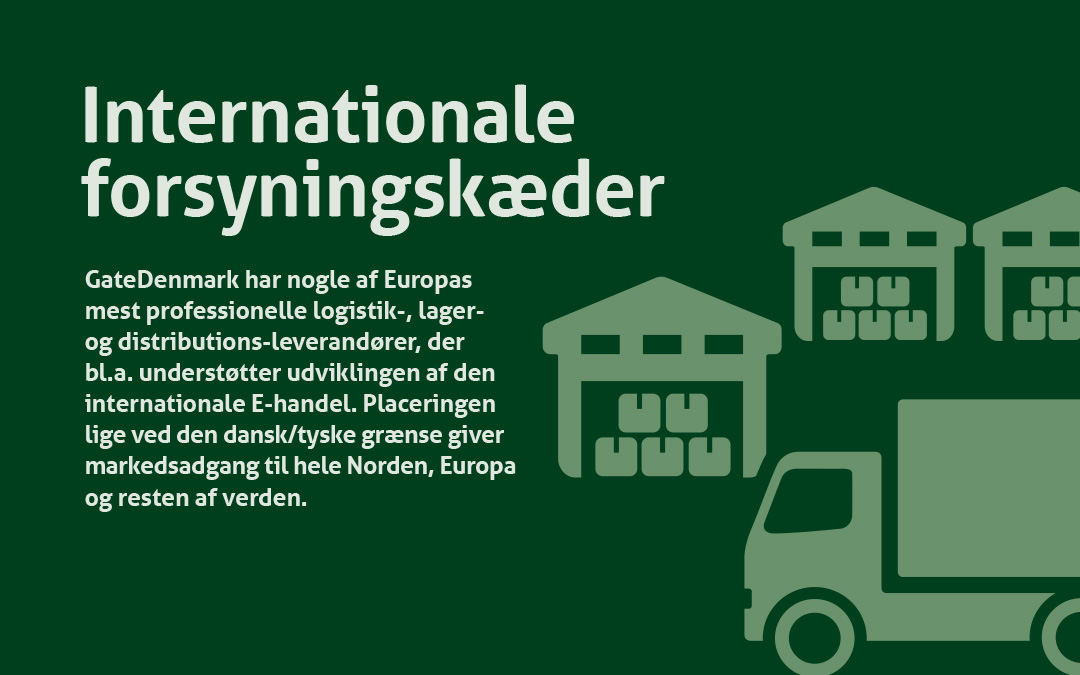 Internationale forsyningskæder