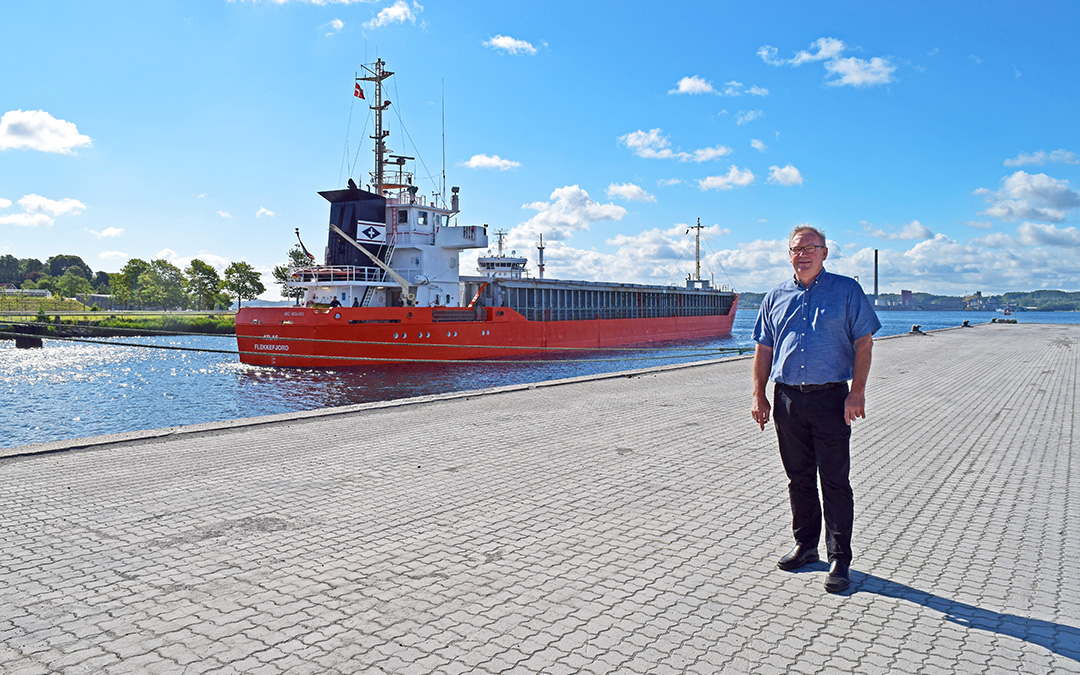 New Ownership Strategy for Aabenraa Harbour