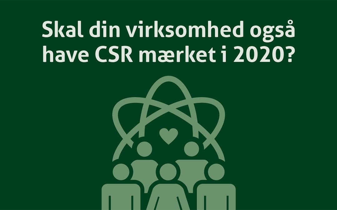 CSR mærke Aabenraa 2020