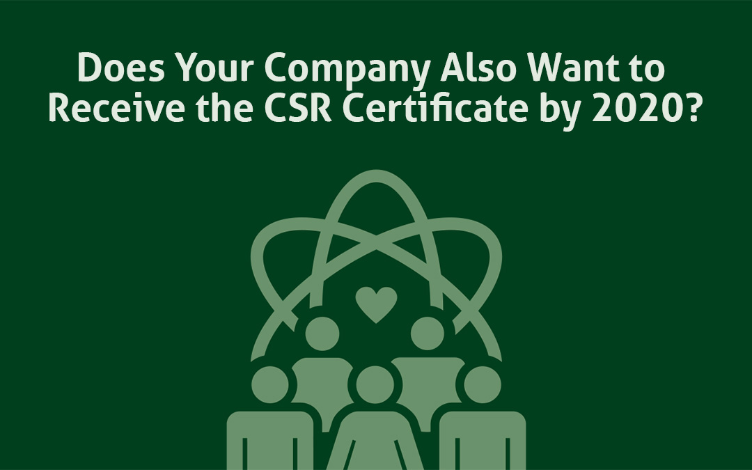 CSR Certificate Aabenraa 2020