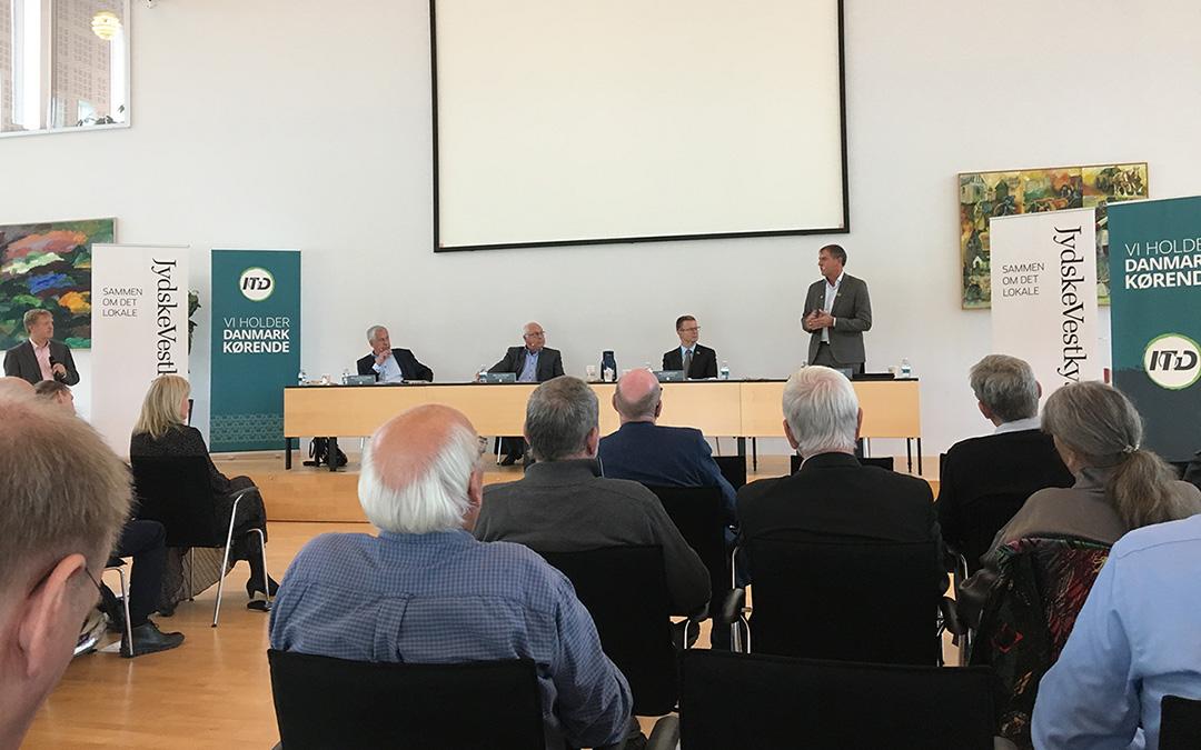 Grøn dagsorden på transportpolitisk topmøde