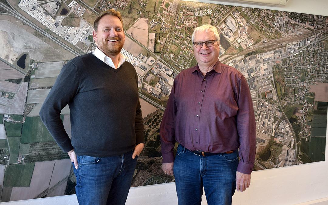 En ny æra starter hos Padborg Transportcenter