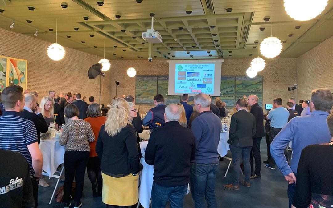71 virksomheder modtager CSR mærket 2020