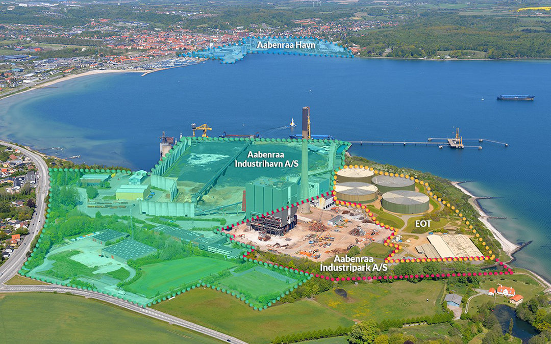 The Port of Aabenraa Buys Ensted Bulk Terminal