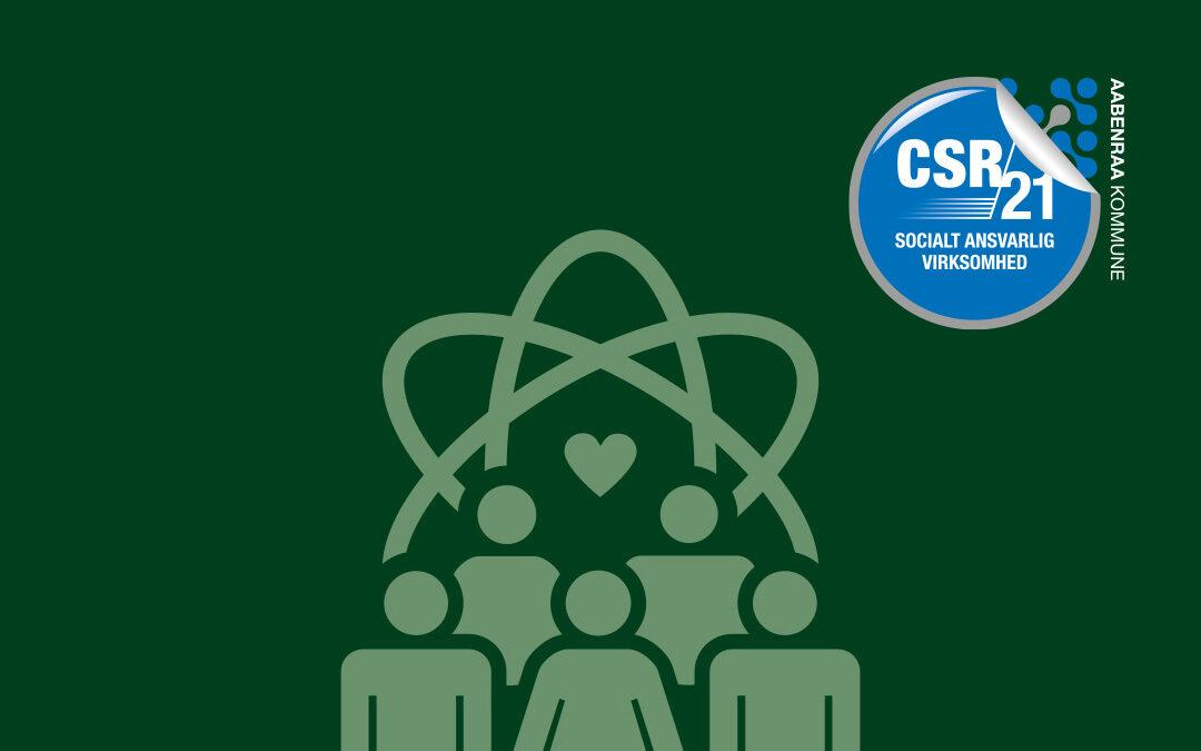 CSR mærket 2021