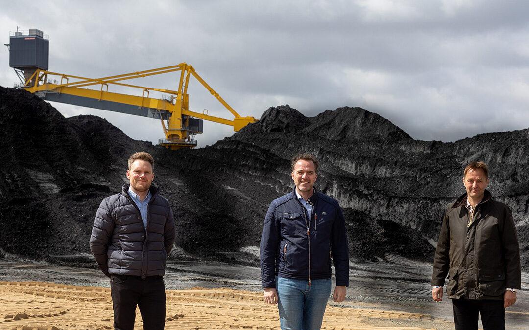 Linde Gas A/S og Aabenraa Havn har netop indgået et nyt samarbejde