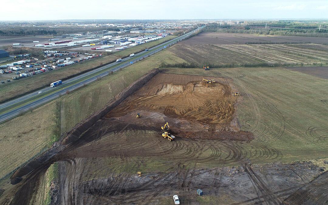 Salg af erhvervsjord i Padborg, er medvirkende til flot placering af Aabenraa Kommune i landsdækkende undersøgelse