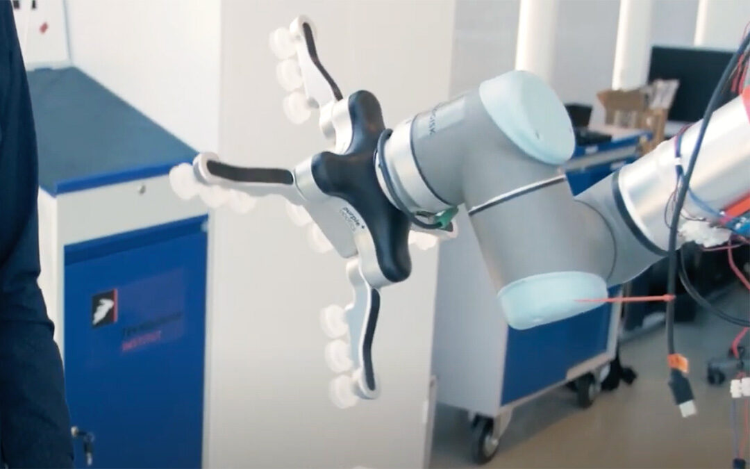 Global Growth Robotics starter hold op i Sønderjylland