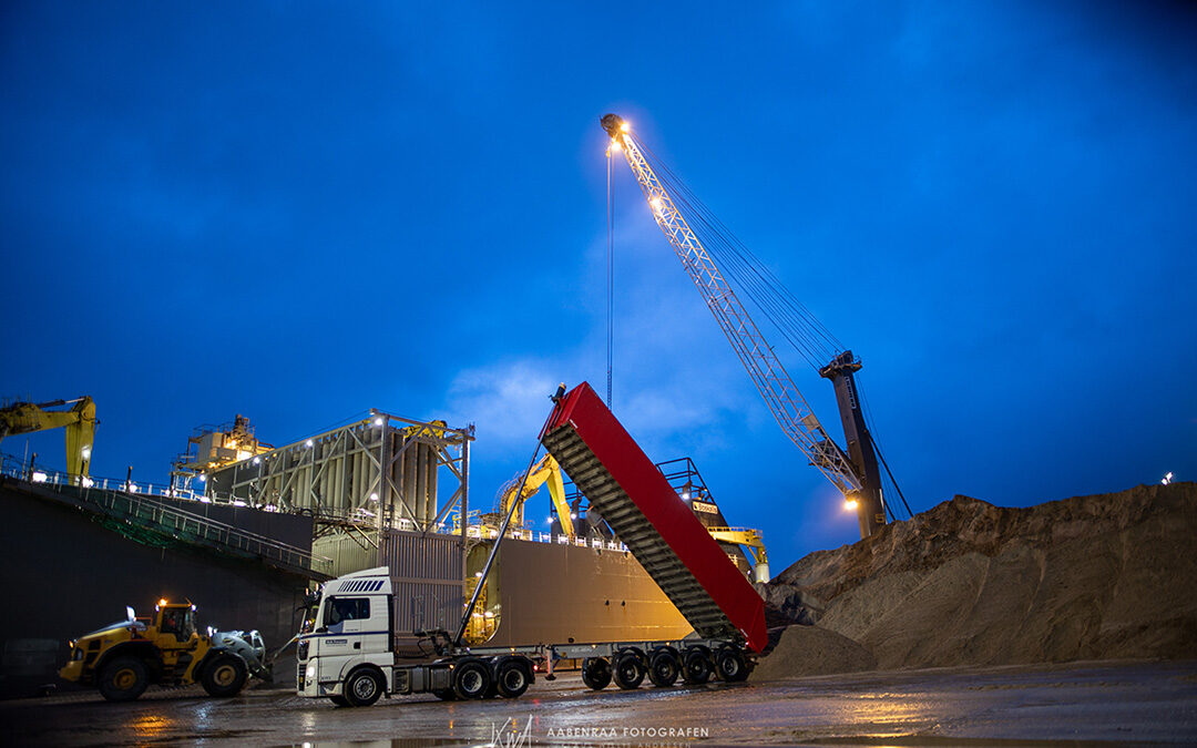 Aabenraa Havn offentliggør bedste halvårsregnskab i havnens historie