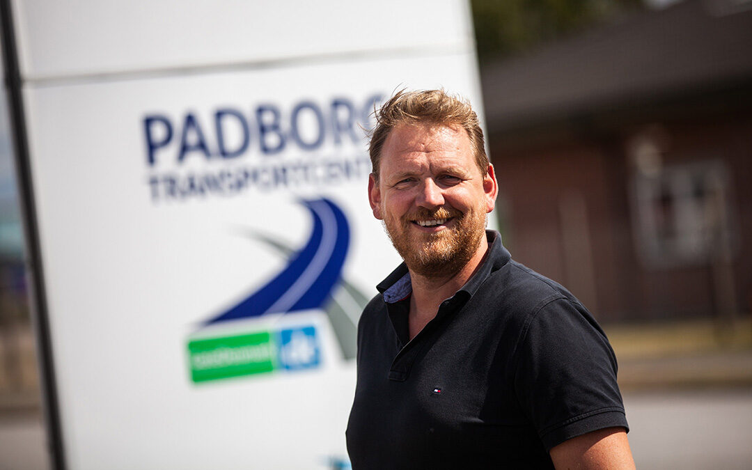 Transportbranchen i Padborg tilgodeset i budgetforlig